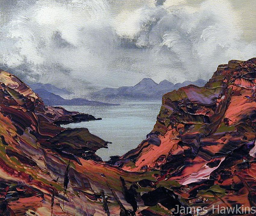 Skye from Applecross