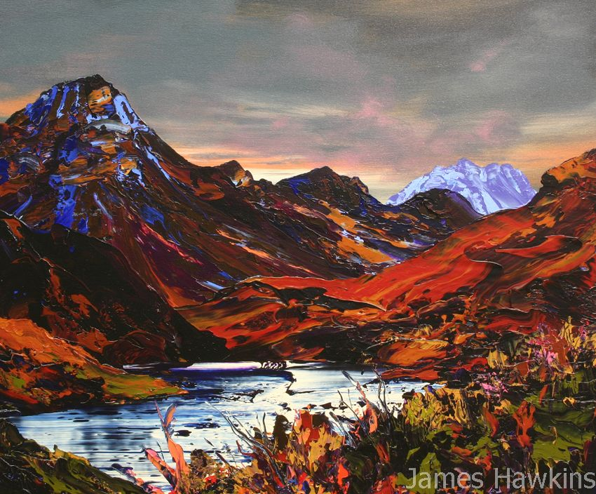Liathach from Coulin