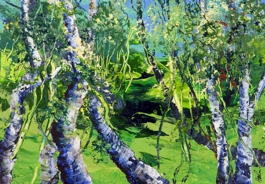 Birches Glastullich one