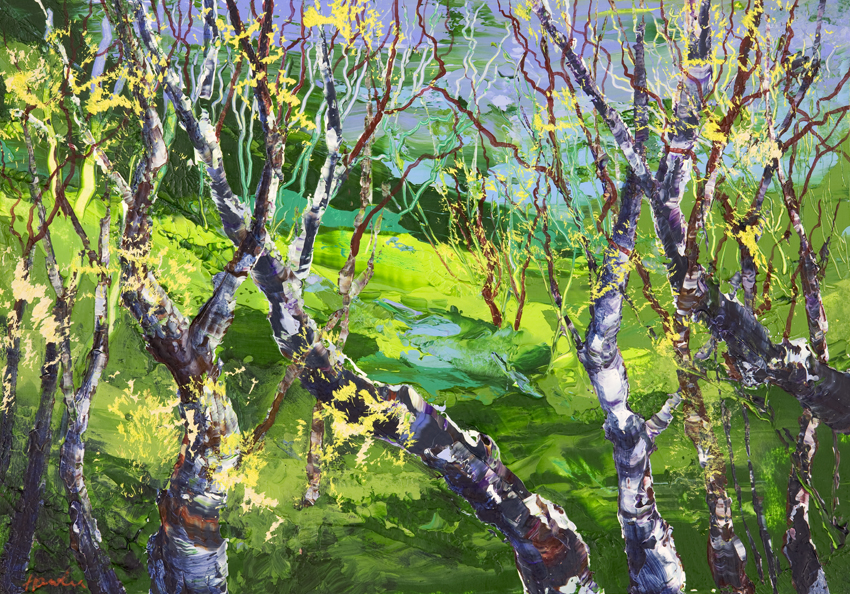 Birches Glastullich two