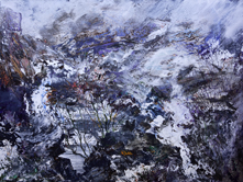 Snow flurries, Glen Bianasdale