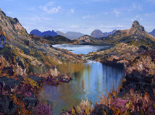 Suilven, Cul Mor and Stac Polaidh